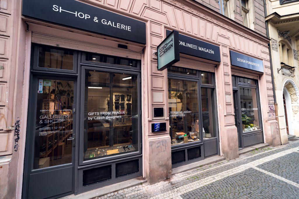 Toko Desain di Prague