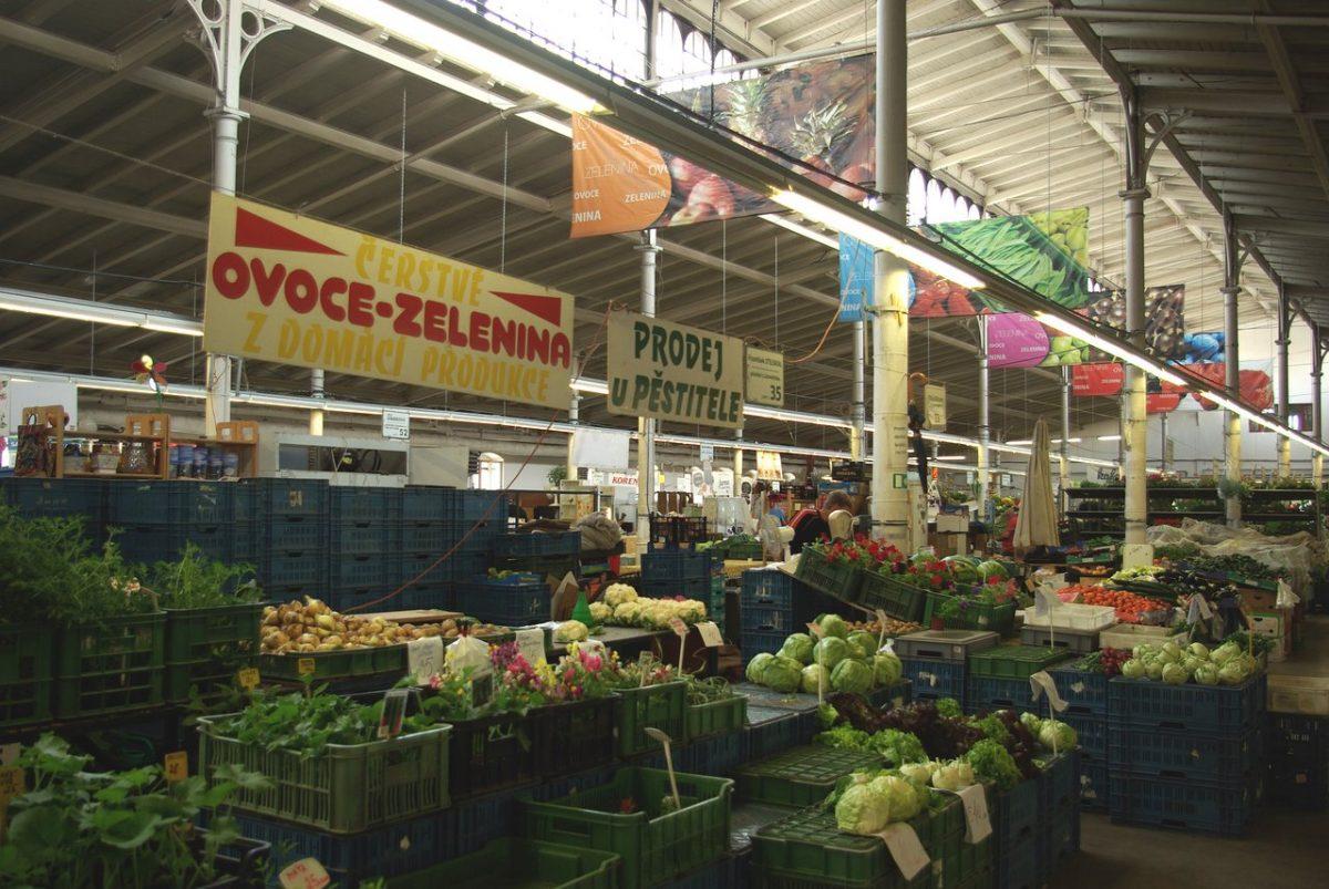 Pasar Lokal Terbaik di Ceko