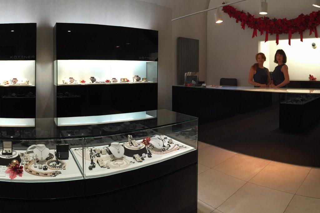 Butik Perhiasan dan Jam Tangan di Praha 2