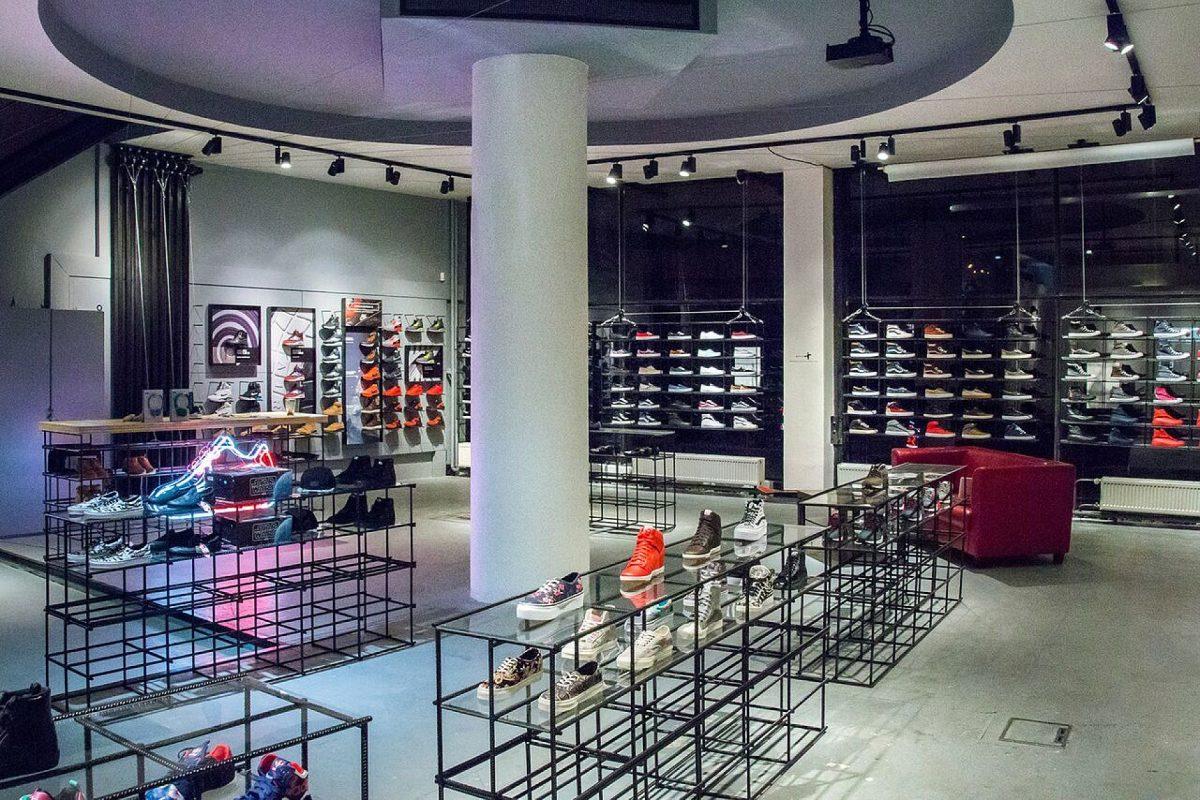 Mengetahui Toko Sepatu di Praha